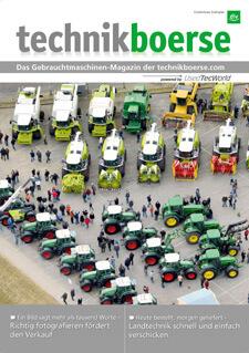 technikboerse Magazin Herbst 2011