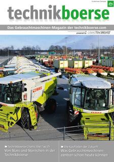 technikboerse Magazin Frühjahr 2012