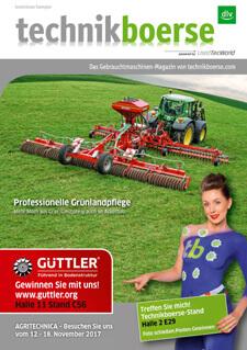 technikboerse Magazin Herbst 2017